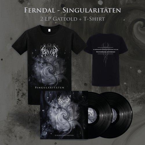 Ferndal - Singularitäten 2LP + T-Shirt