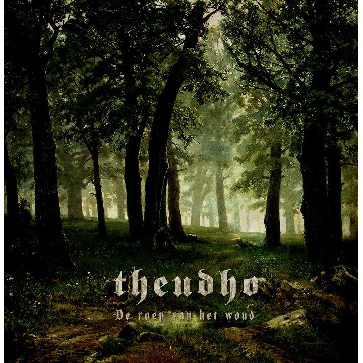 Theudho - De Roep van het Woud LP