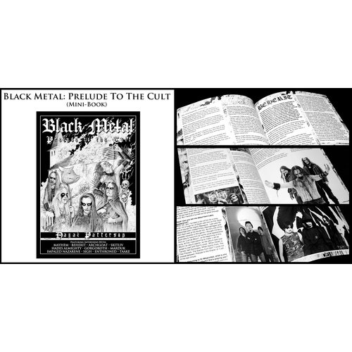 Black Metal: Prelude To The Cult - Book