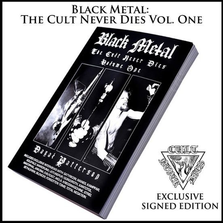 Black Metal: The Cult Never Dies Vol. One - Book