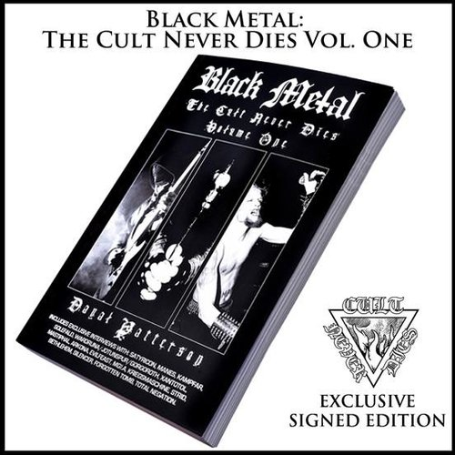 Black Metal: The Cult Never Dies Vol. One - Book