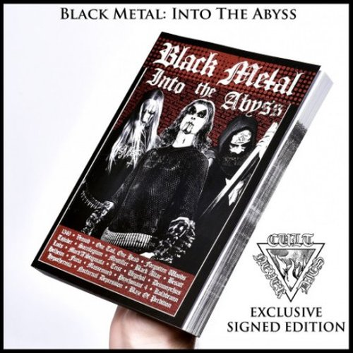 Black Metal: Into The Abyss - Book