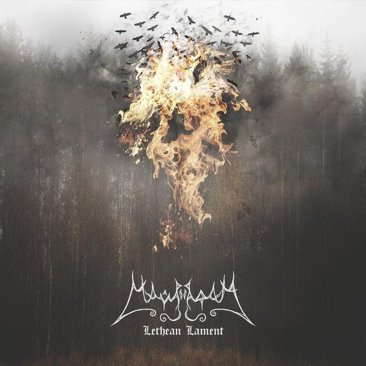 Mavradoxa - Lethean Lament Digi-CD