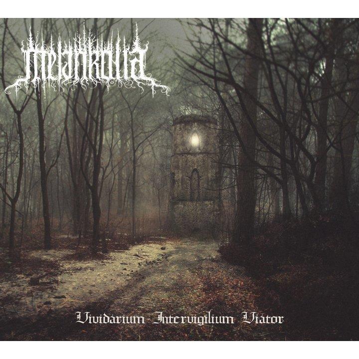 Melankolia - Vividarium Intervigilium Viator Digi-CD