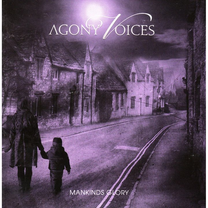 Agony Voices - Mankinds Glory Digi-CD