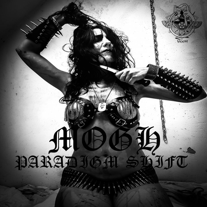 Mogh - Paradigm Shift Digi-CD