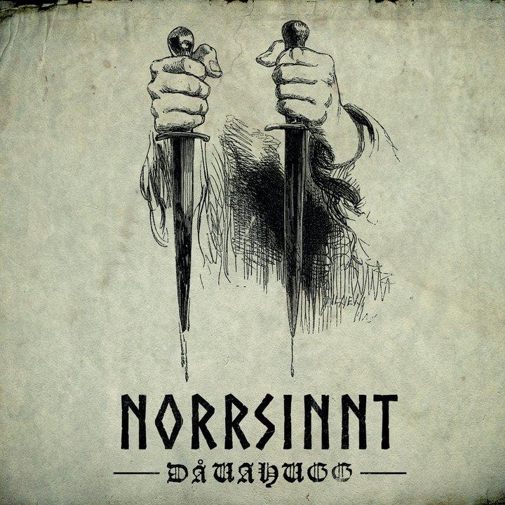 Norrsinnt - Dåvahugg Digi-CD