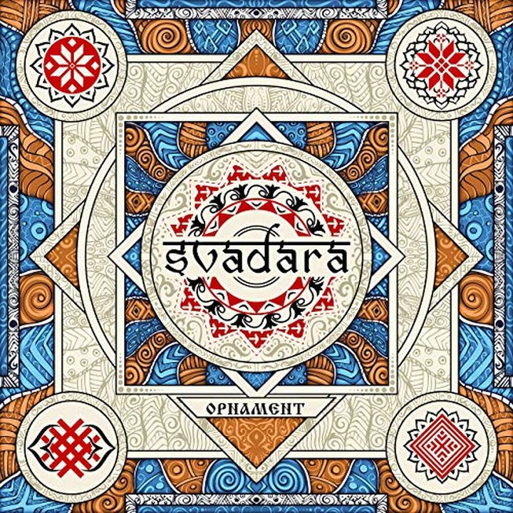 SvaDaRa - Ornament CD