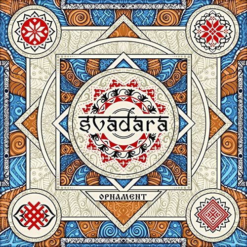SvaDaRa - Ornament CD