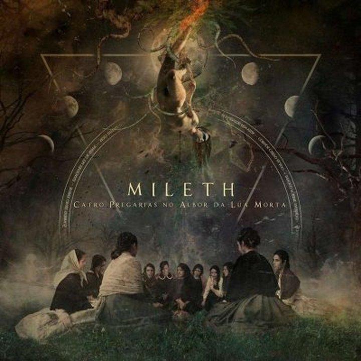 Mileth - Catro Pregarias no Albor da Lua Morta CD