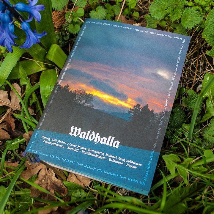 Waldhalla # 4 Magazine