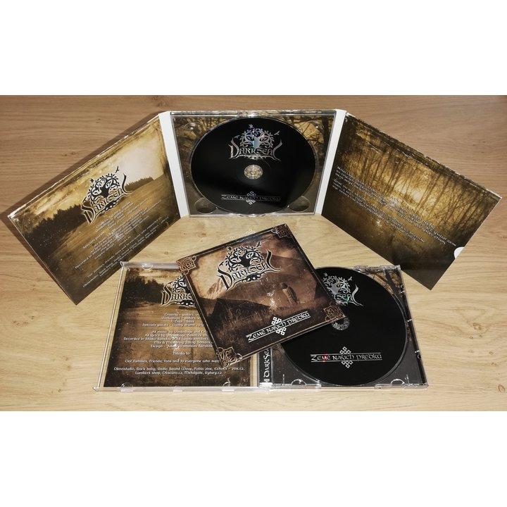 Dark Seal - Zeme nasich predku Digi-CD