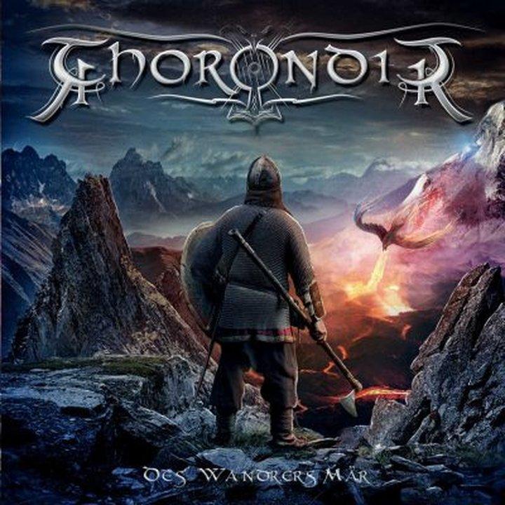 Thorondir - Des Wandrers Mär Digi-CD