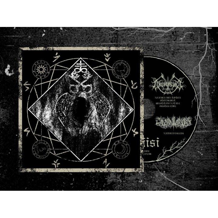 Drudensang / Kalmankantaja / Hiisi - Essence Of Black Mysticism Digi-CD