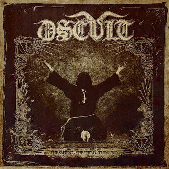 Oscult - The Sapient - The Third - The Blind Digi-CD