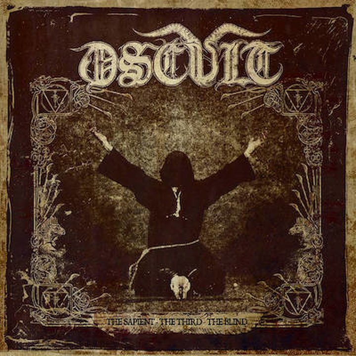 Oscult - The Sapient - The Third - The Blind Digi-CD