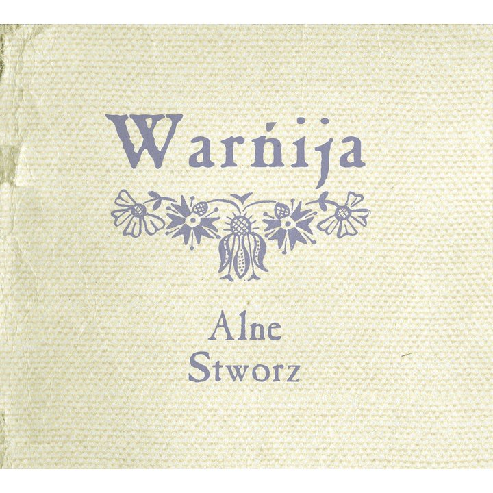 Alne / Stworz - Warnija Digi-CD