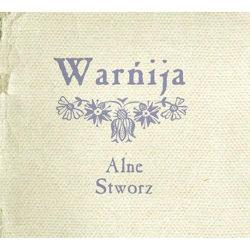 Alne / Stworz - Warnija Digi-CD