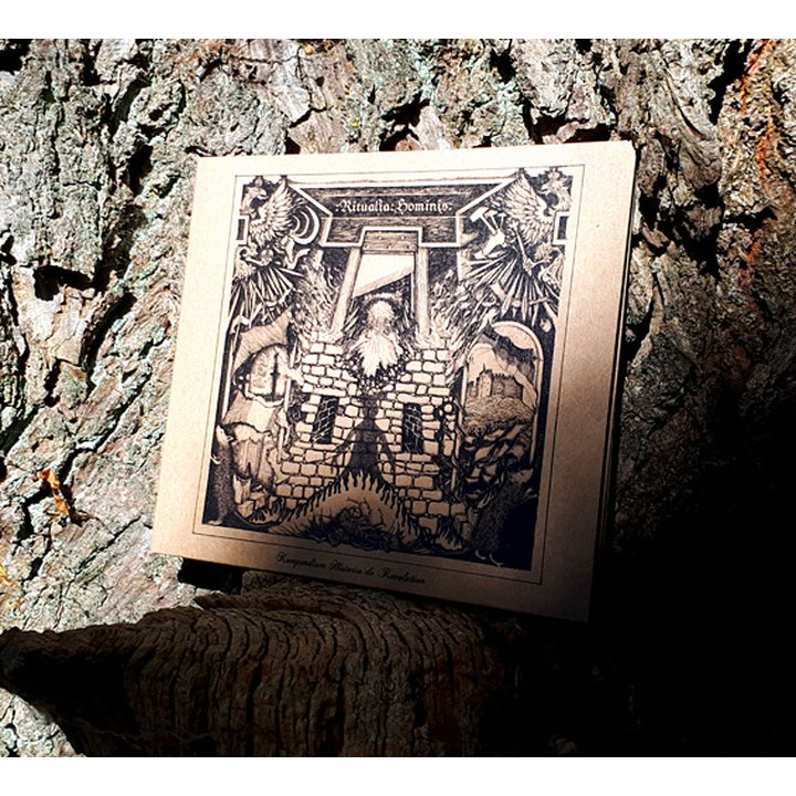 Ritualia Hominis - Kompendium Historia de Revolution Digisleeve-CD