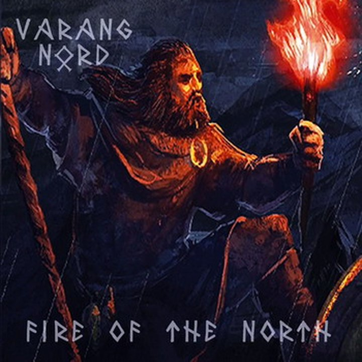 Varang Nord - Fire Of The North CD