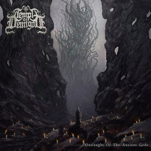 Temple Of Demigod - Onslaught Of The Ancient Gods CD