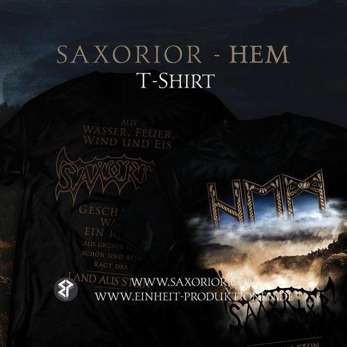 Saxorior - Hem T-Shirt