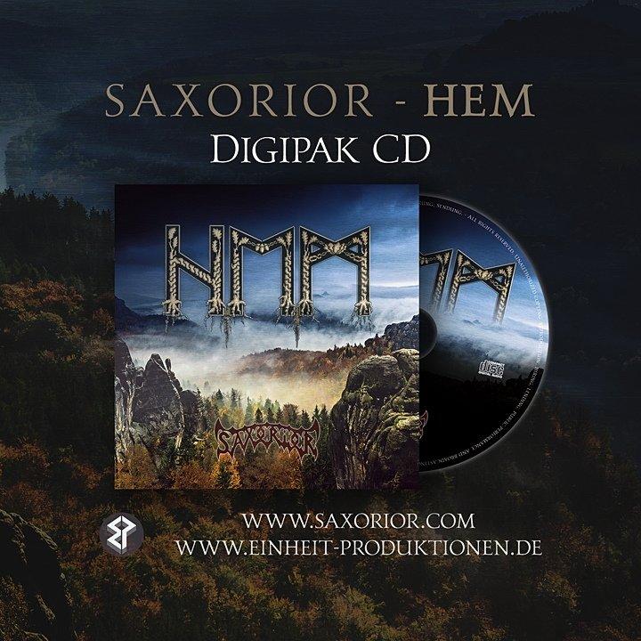 Saxorior - Hem Digi-CD