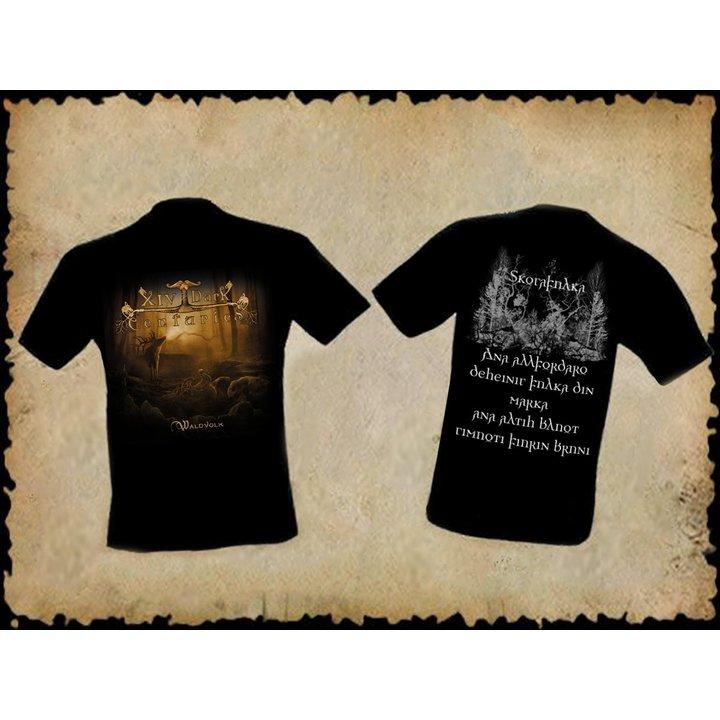 XIV Dark Centuries - Waldfolk T-Shirt
