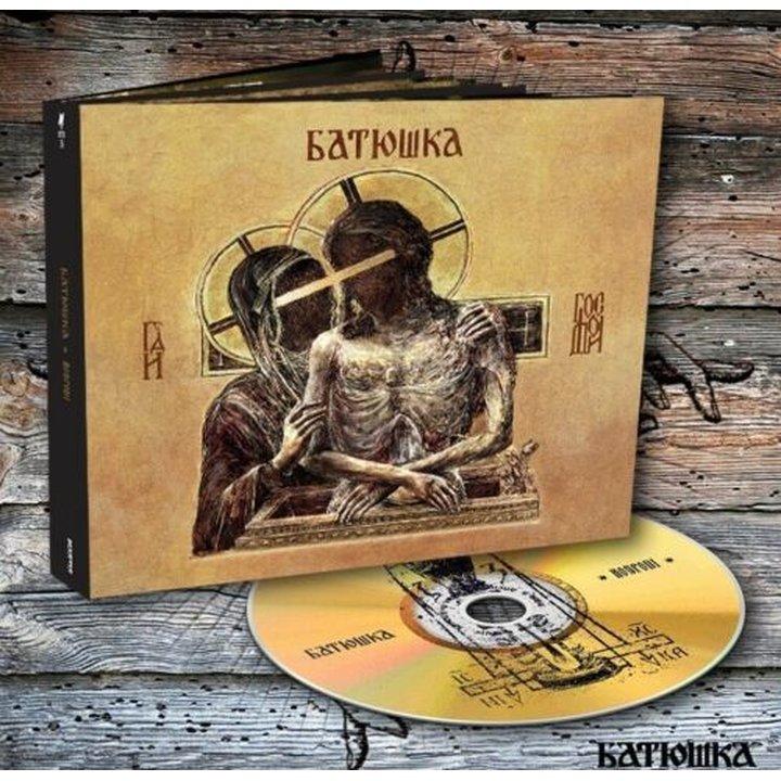 Batushka - Hospodi Digibook-CD