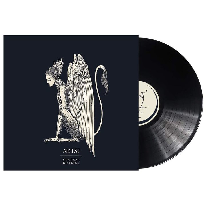 Alcest - Spiritual Instinct BLACK VINYL LP
