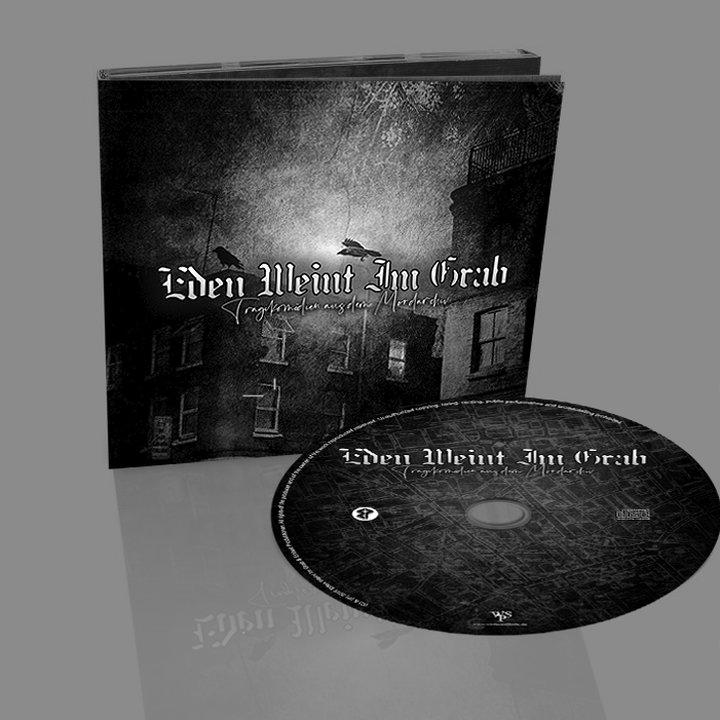 Eden Weint Im Grab - Tragikomödien aus dem Mordarchiv Digi-CD