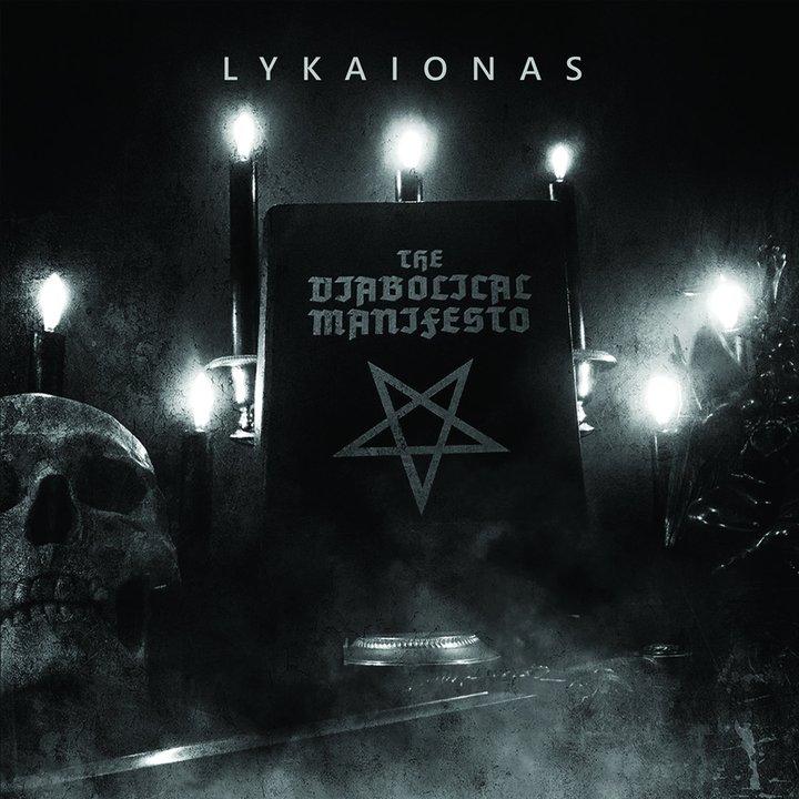 Lykaionas - The Diabolical Manifesto CD