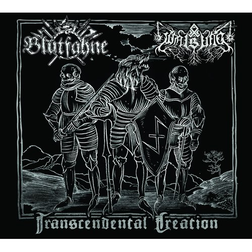 Blutfahne / Walsung - Transcendental Creation (Split)...