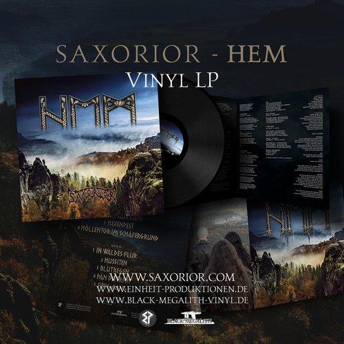 Saxorior - Hem LP