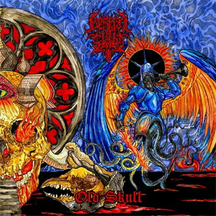 Bestial Sight - Old Skull CD
