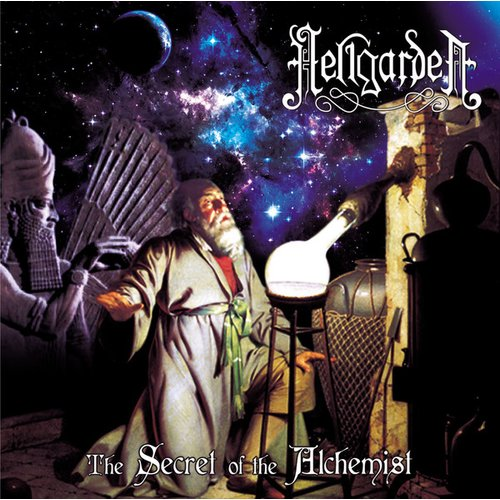 Hellgarden - The Secret Of The Alchemist CD