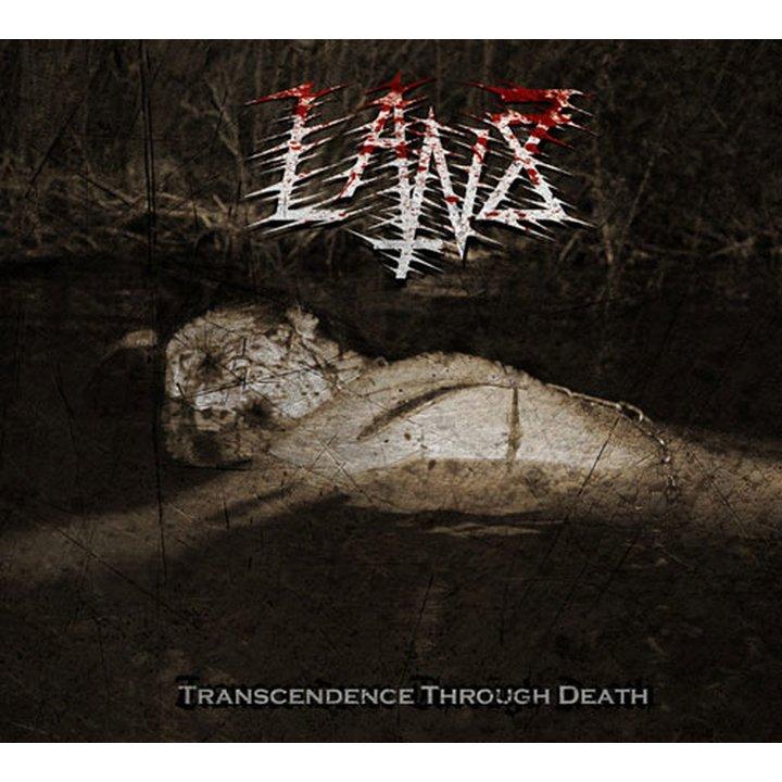 Lanz - Transcendence Through Death Digibook CD