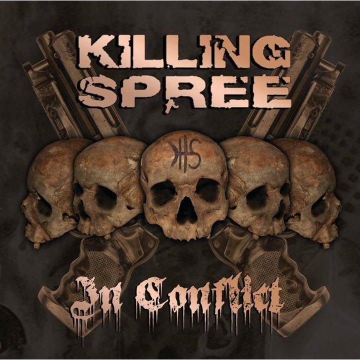 Killing Spree - In Conflict Digi-CD