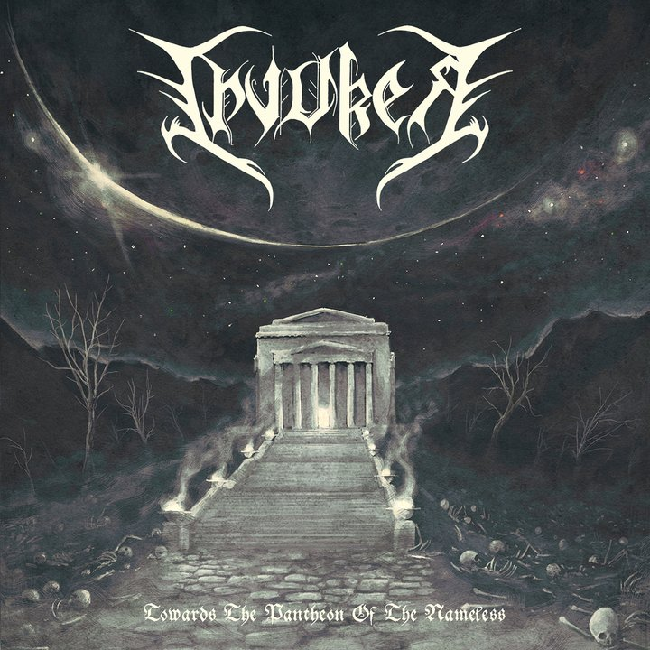 Invoker - Towards The Pantheon Of The Nameless CD