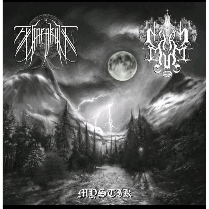 Ahnenkult / Carn Dum - Split Digi-CD