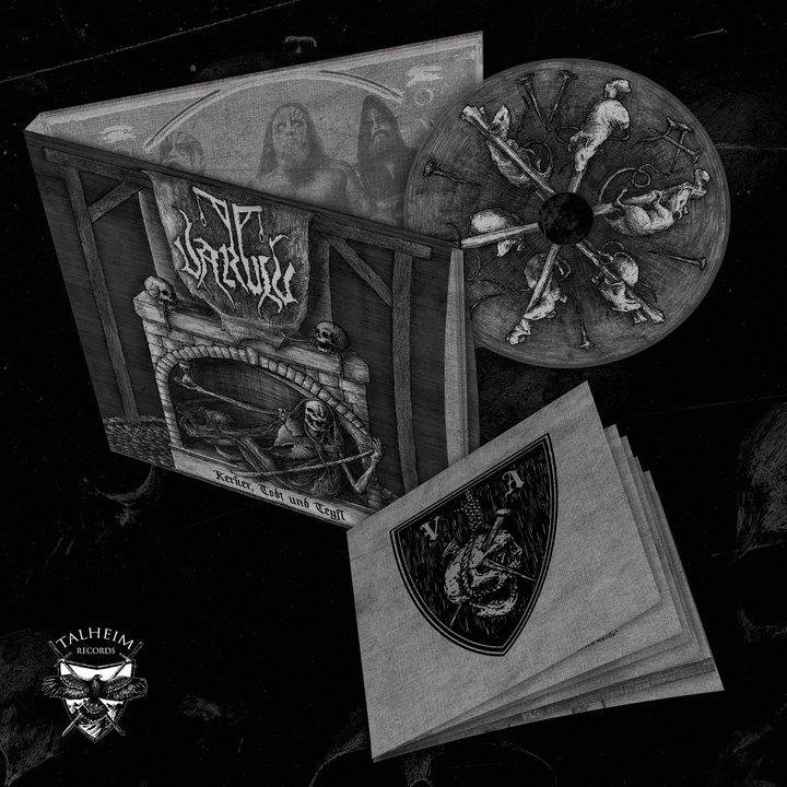 VarulV - Kerker, Todt und Teyfl Digi-CD