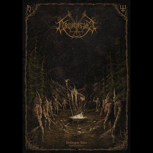Drudensang - Verborgene Riten BLACK Vinyl 2-LP