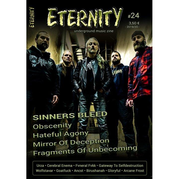Eternity # 24  Magazin