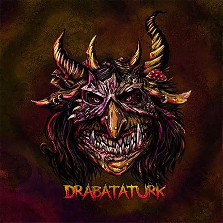 Drabataturk - s/t Digisleeve-CD