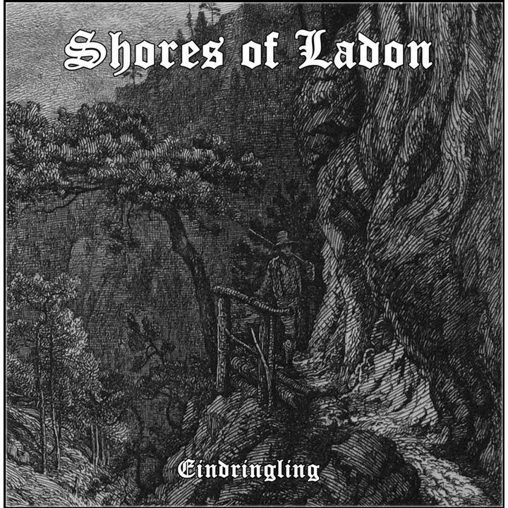 Shores Of Ladon - Eindringling CD