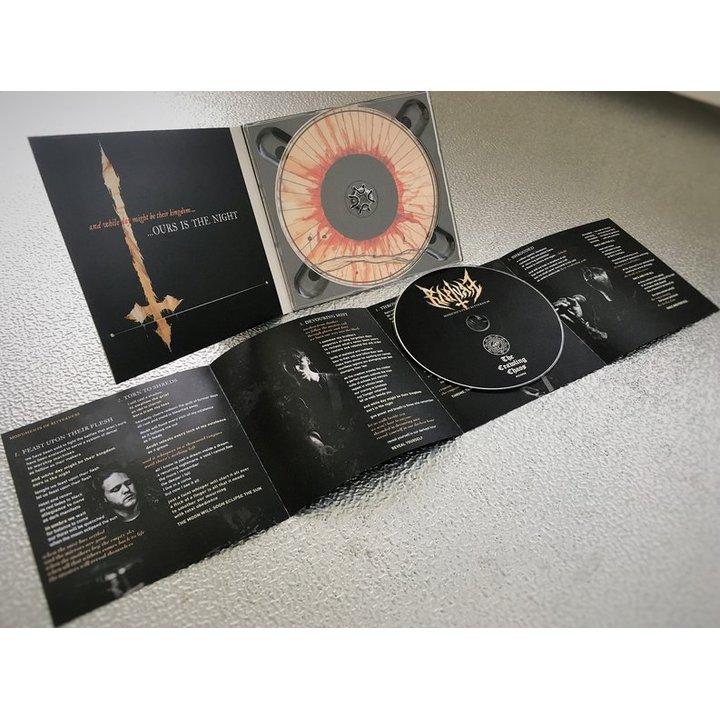 Raptvre - Monuments Of Bitterness Digi-CD