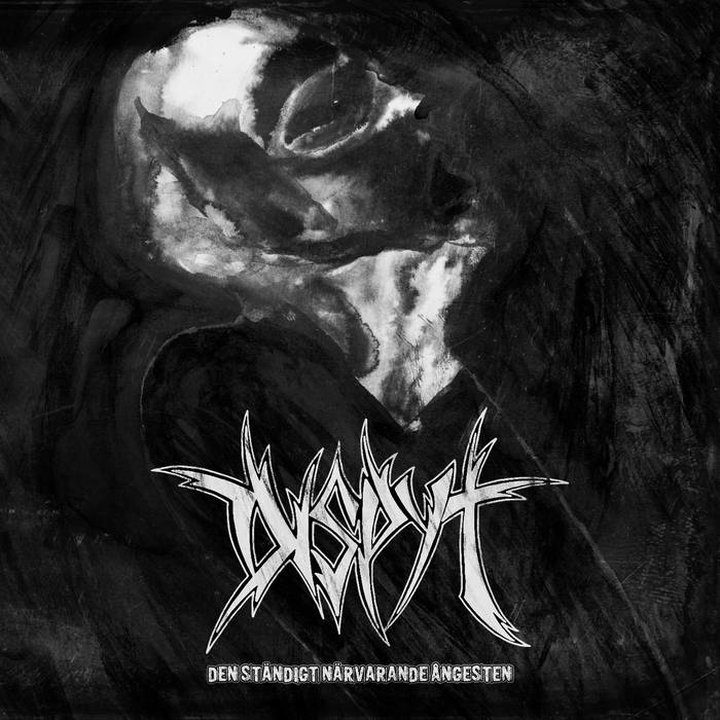 Dispyt - Den Ständigt Närvarande Ångesten CD