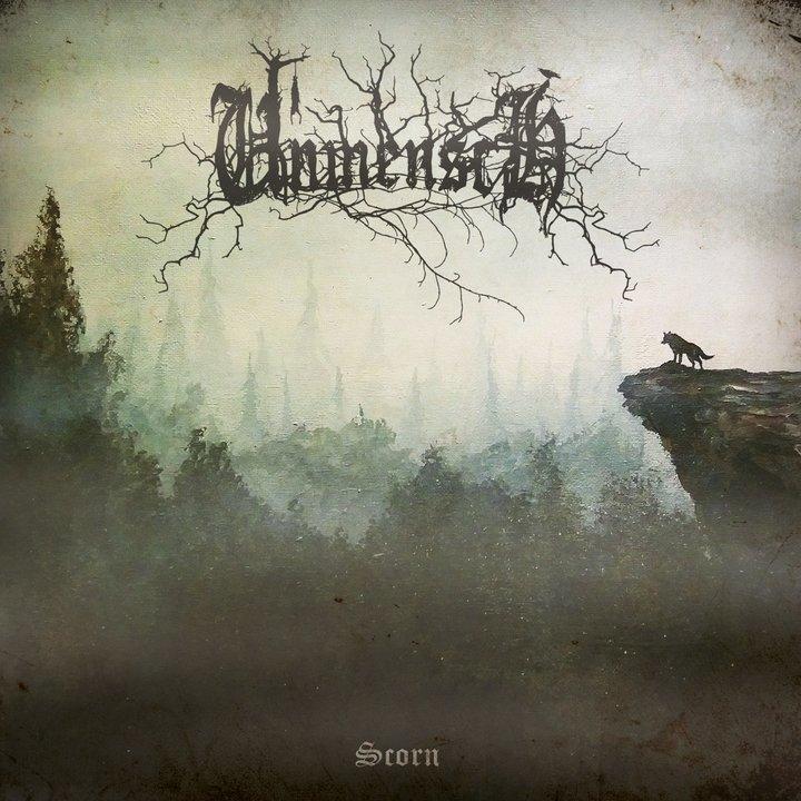 Unmensch - Scorn CD