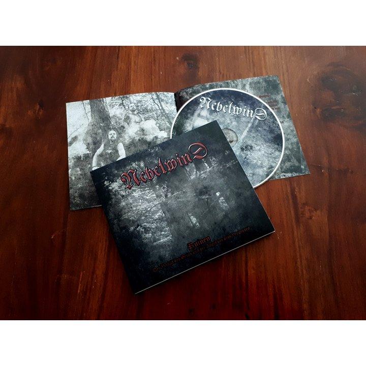 Nebelwind - Ruinen (Der Verfall des Seins und die Angst vor dem Vergessen) Digisleeve-CD