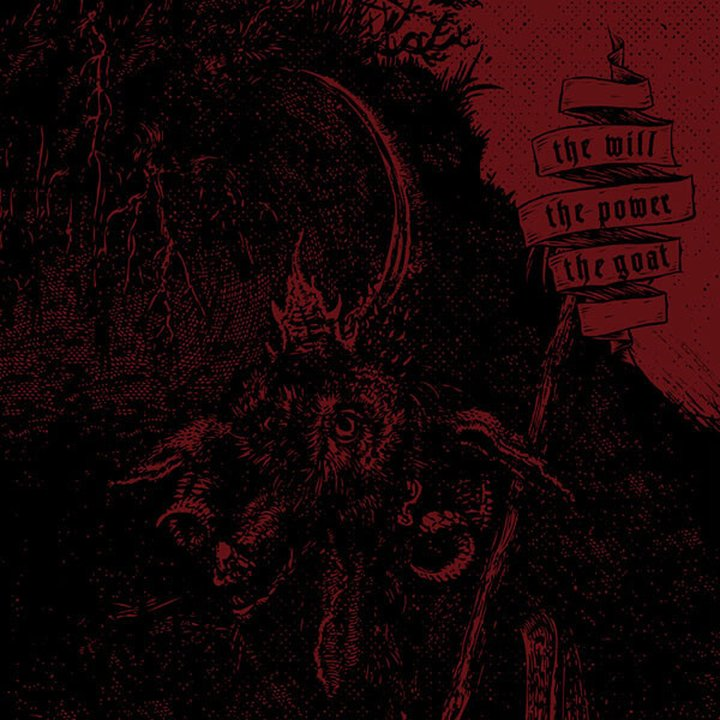 Ars Veneficium / Azaghal - The Will, The Power, The Goat – Split LP